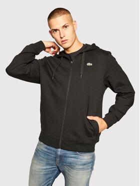 Lacoste Lacoste Bluza SH1551 Czarny Regular Fit