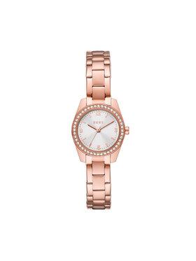 DKNY DKNY Zegarek Nolita NY2921 Różowy