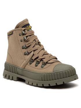 Palladium Palladium Ορειβατικά παπούτσια Pallashock Hkr Hi 76896-308-M Πράσινο