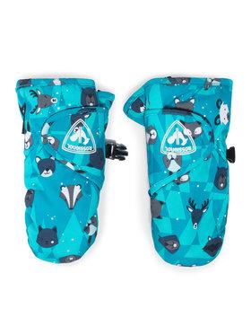 Rossignol Rossignol Lyžařské rukavice Baby Impr M RLIYG15 Modrá