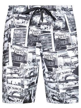 "DC DC Plavecké šortky Lanail 22"" EDYBS03090 Čierna Regular Fit"
