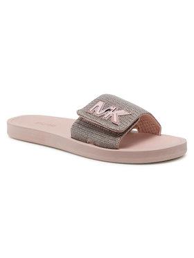 MICHAEL Michael Kors MICHAEL Michael Kors Mules / sandales de bain Mk Slide 40T8MKFA3D Rose