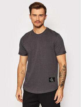 Calvin Klein Jeans Calvin Klein Jeans T-Shirt J30J315319 Szary Regular Fit
