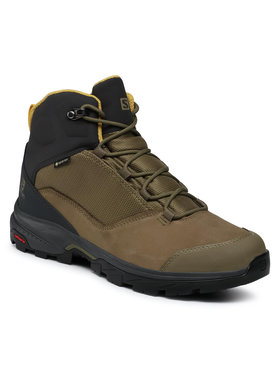 Salomon Salomon Туристически Outward Gtx GORE-TEX 409584 27 V0 Зелен