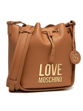 LOVE MOSCHINO LOVE MOSCHINO Дамска чанта JC4103PP1CLJ020A Кафяв