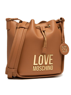 LOVE MOSCHINO LOVE MOSCHINO Rankinė JC4103PP1CLJ020A Ruda