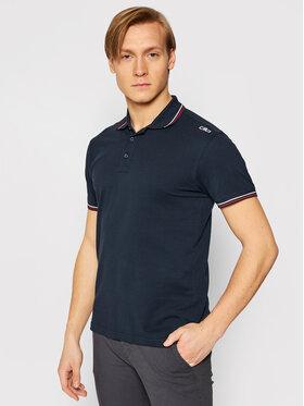 CMP CMP Polo marškinėliai 39D8367 Tamsiai mėlyna Regular Fit