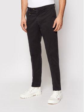 Aeronautica Militare Aeronautica Militare Текстилни панталони 211PA1381CT1868 Тъмносин Regular Fit