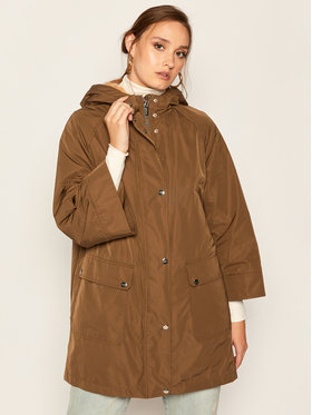 Marella Marella Prechodný kabát Polonia 30260307 Zelená Regular Fit