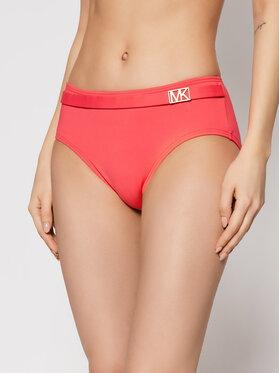 MICHAEL Michael Kors MICHAEL Michael Kors Bikini alsó Cruise 2020 MM6Q529 Rózsaszín