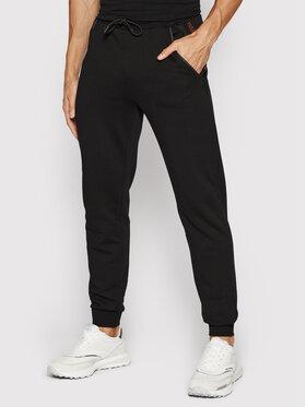 KARL LAGERFELD KARL LAGERFELD Spodnie dresowe 705010 511900 Czarny Regular Fit