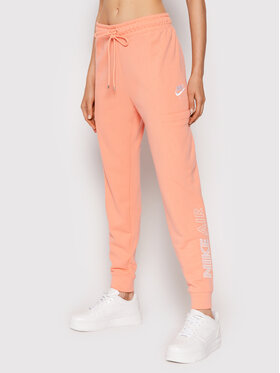 Nike Nike Παντελόνι φόρμας Fleece CZ8626 Πορτοκαλί Regular Fit