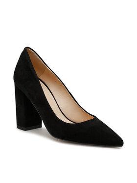 Solo Femme Solo Femme Κλειστά παπούτσια 75403-8A-020/000-04-00 Μαύρο
