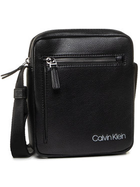 Calvin Klein Calvin Klein Geantă crossover Ck Qt Pocket Mini Reporter K50K505693 Negru