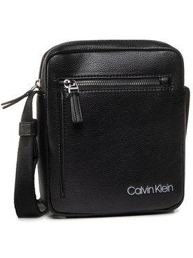 Calvin Klein Calvin Klein Sacoche Ck Qt Pocket Mini Reporter K50K505693 Noir