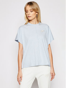Nike Nike T-shirt Earth Day CZ8355 Plava Oversize