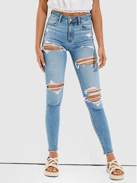 American Eagle American Eagle Jeans 043-3435-3439 Blau Slim Fit