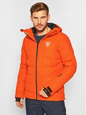 Rossignol Rossignol Lyžařská bunda Rapide RLIMJ16 Oranžová Regular Fit