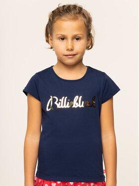 Billieblush Billieblush T-shirt U15P02 Blu scuro Regular Fit