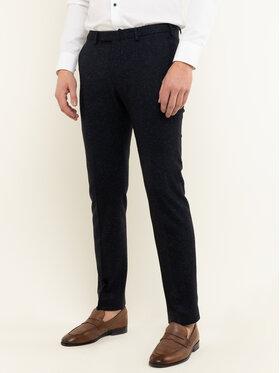 Digel Digel Spodnie materiałowe 1290182 Granatowy Regular Fit