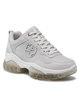 Guess Guess Sneakersy Dreamer FL6DRE ESU12 Sivá