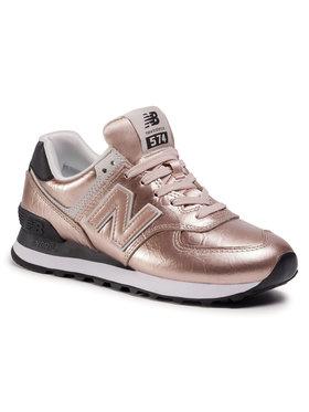 New Balance New Balance Sneakersy WL574WER Różowy