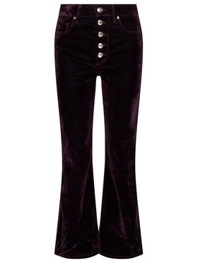 TOMMY HILFIGER TOMMY HILFIGER Jeans Bootcut ICONS Velvet WW0WW29633 Viola Bootcut Fit
