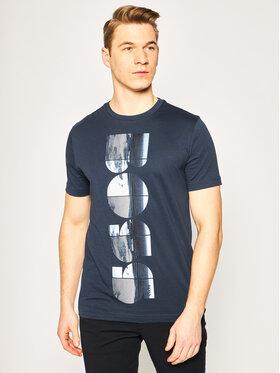 Boss Boss T-Shirt Teeonic 50424009 Dunkelblau Regular Fit