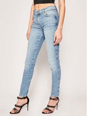 Guess Guess Skinny Fit džíny Sexy Curve W0GAJ3 D3LD2 Modrá Skinny Fit