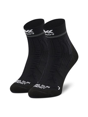 X-Socks X-Socks Chaussettes hautes homme Trail Run Energy XSRS13S19U Noir