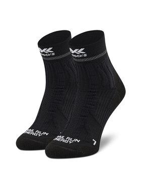 X-Socks X-Socks Skarpety Wysokie Męskie Trail Run Energy XSRS13S19U Czarny