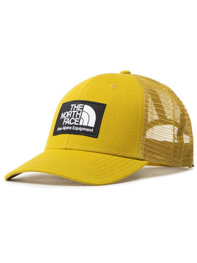 The North Face The North Face Шапка с козирка Df Mudder Trucker NF0A3SHTVQ9 Зелен