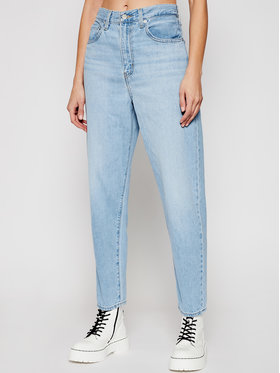 Levi's® Levi's® Džinsai High Loose Taper 17847-0005 Mėlyna Relaxed Fit