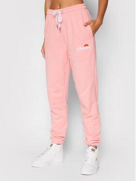 Ellesse Ellesse Spodnie dresowe Noora SGK13459 Różowy Regular Fit