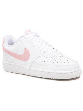Nike Nike Batai Court Vision Low CD5434 110 Balta