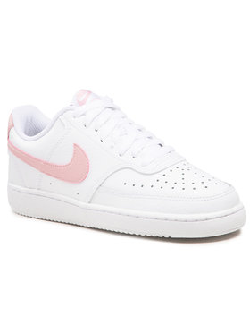Nike Nike Chaussures Court Vision Low CD5434 110 Blanc