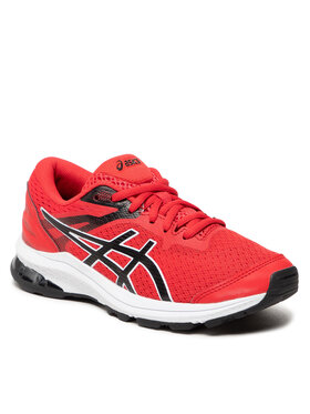 Asics Asics Chaussures Gt-1000 10 Gs 1014A189 Rouge