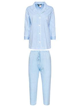 Lauren Ralph Lauren Lauren Ralph Lauren Pyžamo I819702 Modrá