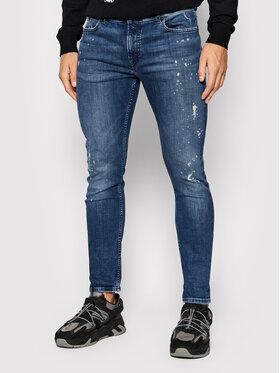 KARL LAGERFELD KARL LAGERFELD Jeans 5-Pocket 265801 512832 Dunkelblau Slim Fit