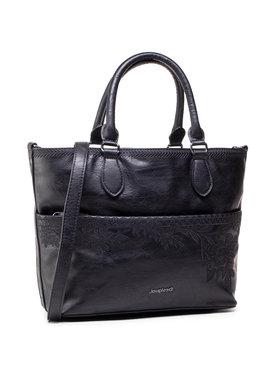 Desigual Desigual Τσάντα 21SAXP88 Μαύρο