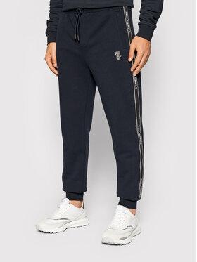 KARL LAGERFELD KARL LAGERFELD Spodnie dresowe Sweat 705028 512910 Granatowy Regular Fit