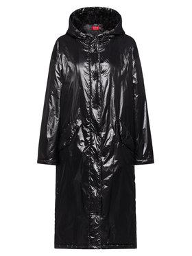 Hugo Hugo Zimný kabát Felissy-1 50439015 Čierna Regular Fit