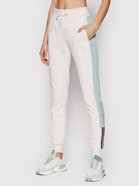 adidas adidas Sportinės kelnės Essetials Logo GL1382 Pilka Slim Fit