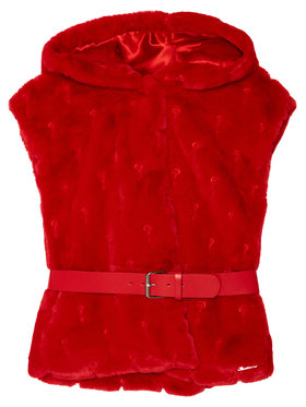 Guess Guess Vesta J0BN01 WDDT0 Červená Regular Fit