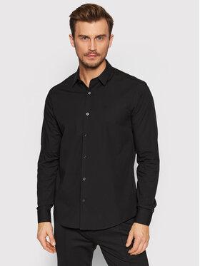 Calvin Klein Jeans Calvin Klein Jeans Marškiniai J30J319065 Juoda Slim Fit