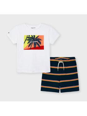 Mayoral Mayoral Set T-Shirt und Sportshorts 3642 Bunt Regular Fit