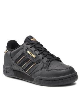 adidas adidas Scarpe Continental 80 Stripes J H03943 Nero