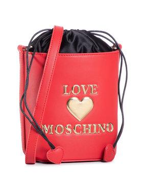 LOVE MOSCHINO LOVE MOSCHINO Дамска чанта JC4037PP1BLE0500 Червен