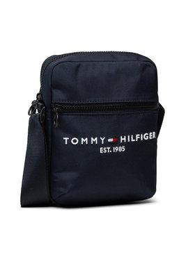 Tommy Hilfiger Tommy Hilfiger Umhängetasche Established Mini Reporter AM0AM07547 Dunkelblau