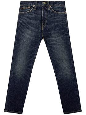 Polo Ralph Lauren Polo Ralph Lauren Džínsy Merick 321784322001 Tmavomodrá Slim Fit